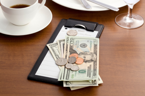 Dining「Guest check with Cash and Coin」:スマホ壁紙(3)