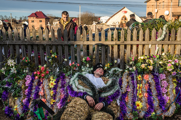 Human Interest「Ukrainians Enjoy The Traditional Feast And Holiday Of The Malanka Festival」:写真・画像(15)[壁紙.com]
