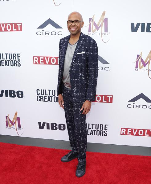 男性一人「Culture Creators 2nd Annual Awards Brunch Presented By Motions Hair And Ciroc」:写真・画像(16)[壁紙.com]