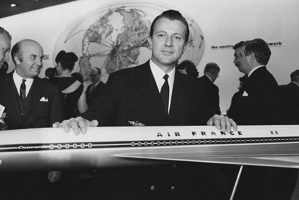 Passenger「Concorde Pilot Maurice Bernard」:写真・画像(4)[壁紙.com]