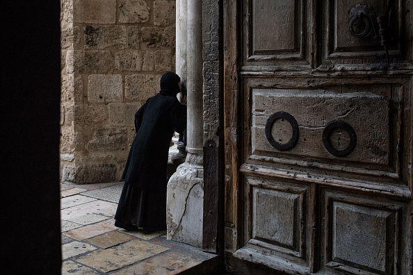 Chris McGrath「Easter Celebrations in Jerusalem」:写真・画像(10)[壁紙.com]