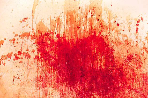Messy splash of red:スマホ壁紙(壁紙.com)