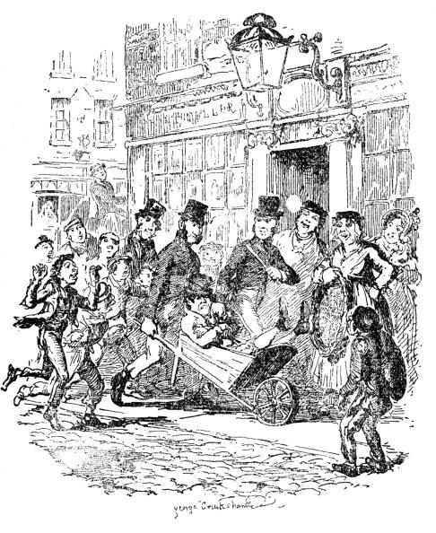Vigilante「'Sketches by Boz' by Charles Dickens」:写真・画像(12)[壁紙.com]