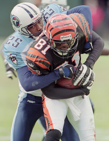 Tennessee Titans「Tennessee Titans vs Cincinnati Bengals」:写真・画像(19)[壁紙.com]