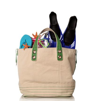 Flip-Flop「Beach bag and snorkeling set」:スマホ壁紙(13)