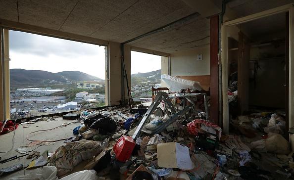 US Virgin Islands「U.S. Virgin Islands Continues Major Recovery Efforts After Hurricane Irma Devastated The Islands」:写真・画像(2)[壁紙.com]