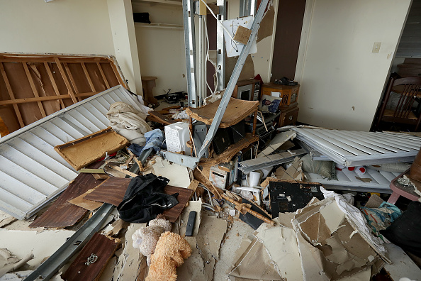 Photographic Effects「U.S. Virgin Islands Continues Major Recovery Efforts After Hurricane Irma Devastated The Islands」:写真・画像(5)[壁紙.com]