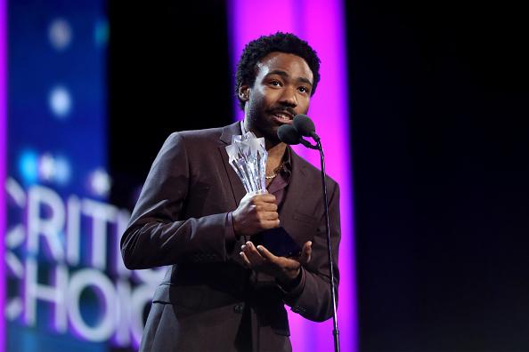 Best actor award「The 22nd Annual Critics' Choice Awards - Roaming Show」:写真・画像(12)[壁紙.com]