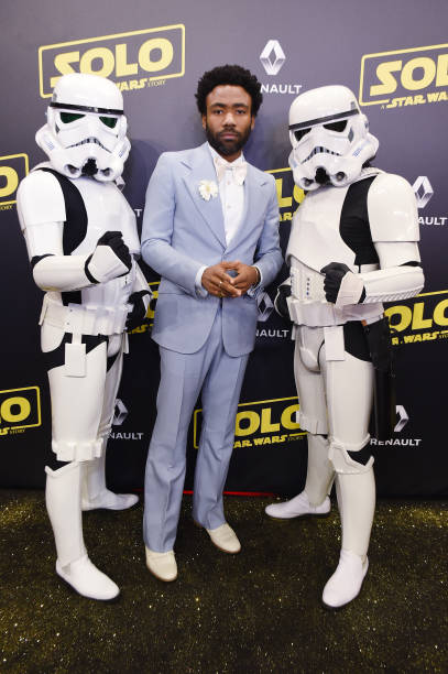 'Solo: A Star Wars Story' Party At The Carlton Beach:ニュース(壁紙.com)