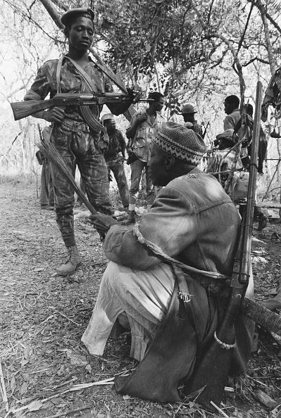 Beret「Guinea-Bissau War of Independence」:写真・画像(16)[壁紙.com]