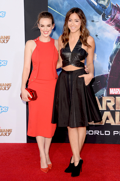 """Awe「Premiere Of Marvel's """"Guardians Of The Galaxy"""" - Arrivals」:写真・画像(11)[壁紙.com]"""