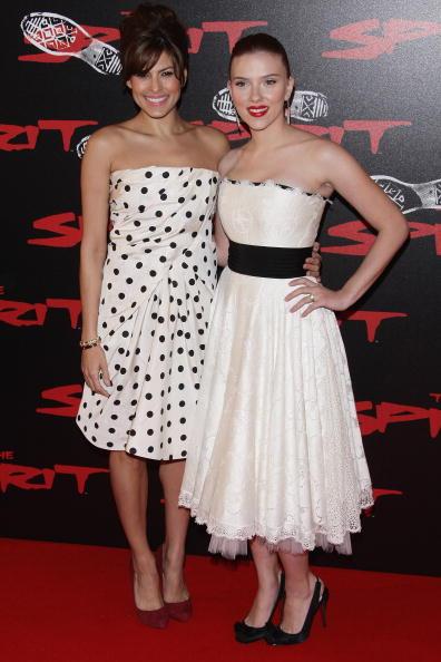 Slingback Shoe「'The Spirit' Paris Premiere」:写真・画像(7)[壁紙.com]