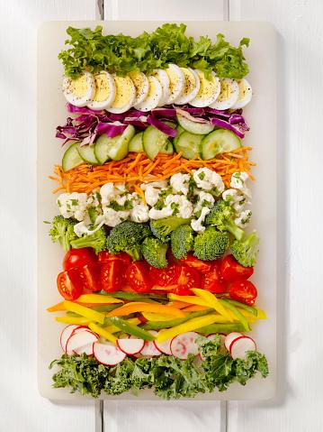 Arugula「Fresh Salad Ingredients」:スマホ壁紙(16)