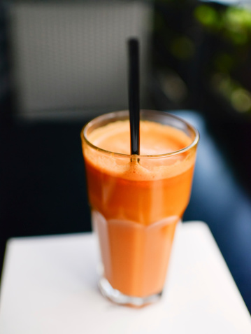 Vegetable Juice「Carrot and Celery mixed Fresh Juice」:スマホ壁紙(13)
