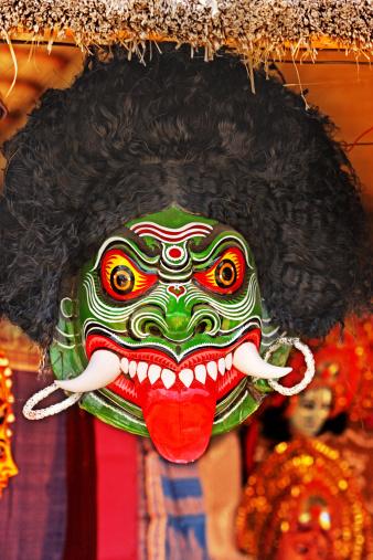 Evil「Mask displayed for sale」:スマホ壁紙(6)
