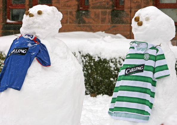 雪だるま「Cold Weather Sweeps Across Scotland」:写真・画像(5)[壁紙.com]