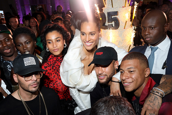 Neymar da Silva「Hotel Lutetia : Cindy Bruna's Birthday Party - Paris Fashion Week - Womenswear Spring Summer 2020」:写真・画像(4)[壁紙.com]