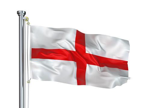 Pole「Flag of England」:スマホ壁紙(19)