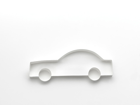 Paper Craft「Origami car」:スマホ壁紙(9)