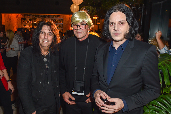 Musician「Shinola Hotel Hosts Jack White, Alice Cooper And Kirk Gibson For A Special Evening To Benefit The Kirk Gibson Foundation For Parkinson's」:写真・画像(14)[壁紙.com]