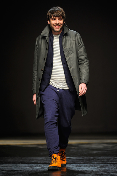 Fully Unbuttoned「Oliver Spencer: Runway - London Collections: Men AW14」:写真・画像(2)[壁紙.com]