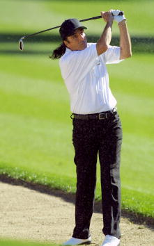Sand Trap「Celebrities Bob Hope Chrysler Classic Golf」:写真・画像(4)[壁紙.com]