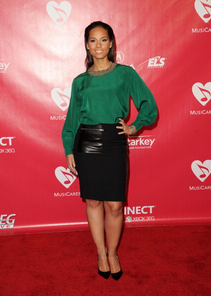 Black Skirt「2012 MusiCares Person Of The Year Tribute To Paul McCartney - Arrivals」:写真・画像(19)[壁紙.com]