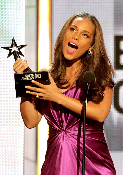 Strapless Dress「BET Awards '10 - Show」:写真・画像(8)[壁紙.com]
