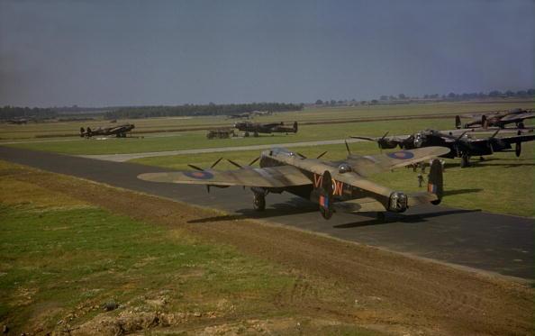 Fox Photos「Avro Lancaster」:写真・画像(8)[壁紙.com]