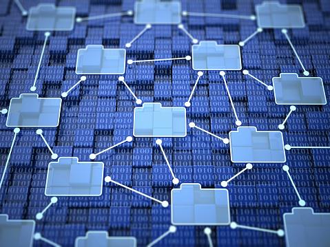 Information Medium「Folders network」:スマホ壁紙(14)