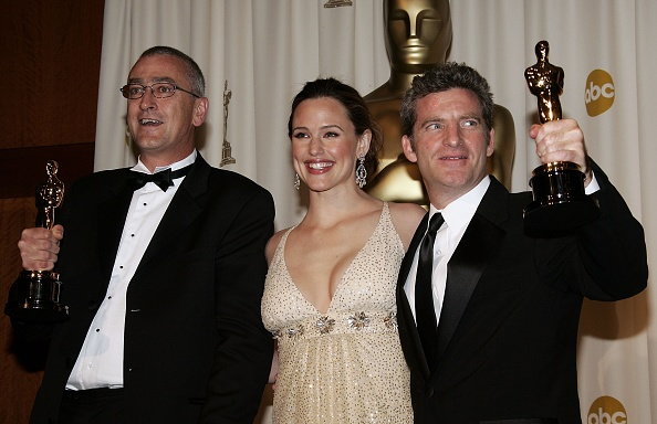 Sweeping「78th Annual Academy Awards - Pressroom」:写真・画像(1)[壁紙.com]