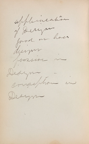 Pencil「Italian Sketchbook: Notes (Page 239)」:写真・画像(8)[壁紙.com]