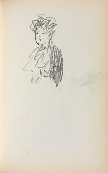 Pencil「Italian Sketchbook: Woman」:写真・画像(12)[壁紙.com]
