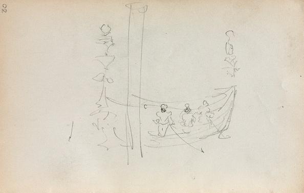 Pencil「Italian Sketchbook: Venetian Boat (Page 30)」:写真・画像(18)[壁紙.com]