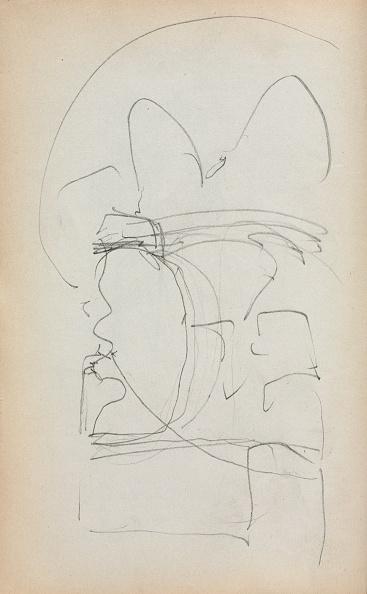 Pencil「Italian Sketchbook: Abstract Sketch (Page 5)」:写真・画像(16)[壁紙.com]