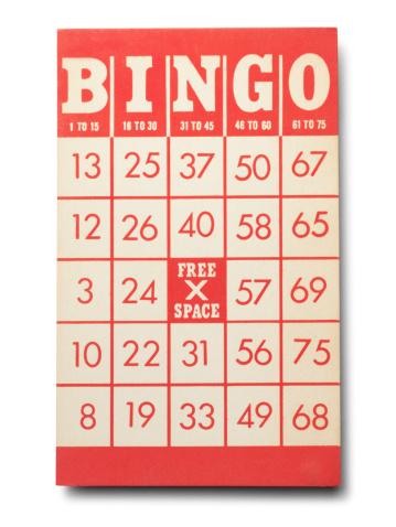 Leisure Games「Blank Bingo Card」:スマホ壁紙(8)