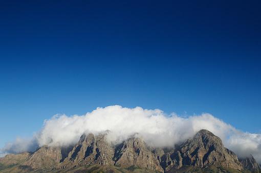 Western Cape Province「Groot Drakenstein Cloud Cover」:スマホ壁紙(5)