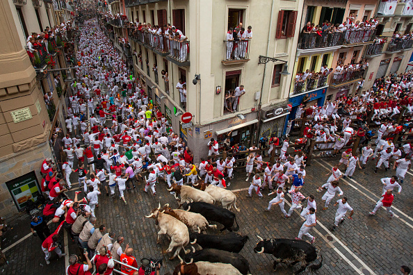 Heart「Day 2 - San Fermin Running of the Bulls 2018」:写真・画像(17)[壁紙.com]