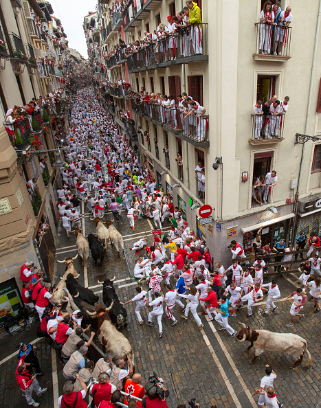 Heart「Day 2 - San Fermin Running of the Bulls 2018」:写真・画像(18)[壁紙.com]