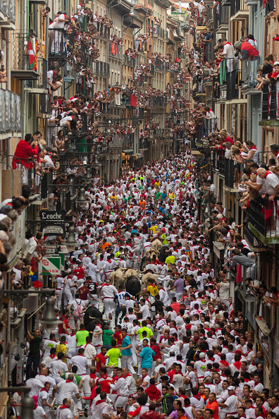 Heart「Day 2 - San Fermin Running of the Bulls 2018」:写真・画像(16)[壁紙.com]