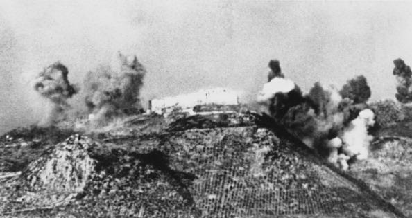 Benedictine「Monte Cassino Shelled」:写真・画像(6)[壁紙.com]