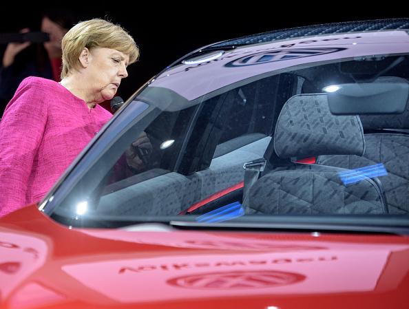 Industry「Frankfurt Auto Show 2017」:写真・画像(8)[壁紙.com]