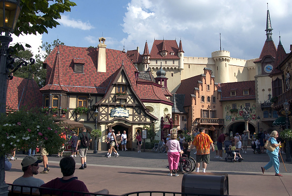 Epcot「German Pavillion At Epcot」:写真・画像(2)[壁紙.com]