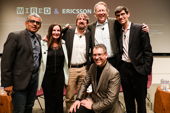 Wired「Wired & Ericsson 4IR IRL Panel Discussion」:写真・画像(1)[壁紙.com]