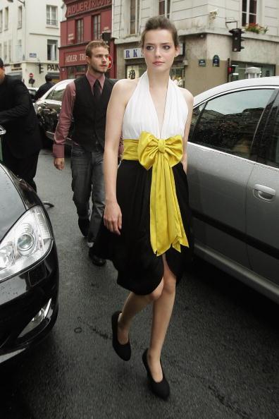 Color Block「Paris Fashion Week '09 Haute Couture - Jean Paul Gaultier」:写真・画像(9)[壁紙.com]