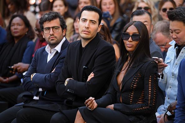 "L'Oreal Paris「""Le Defile L'Oreal Paris"" : Front Row -  Paris Fashion Week - Womenswear Spring Summer 2020」:写真・画像(19)[壁紙.com]"