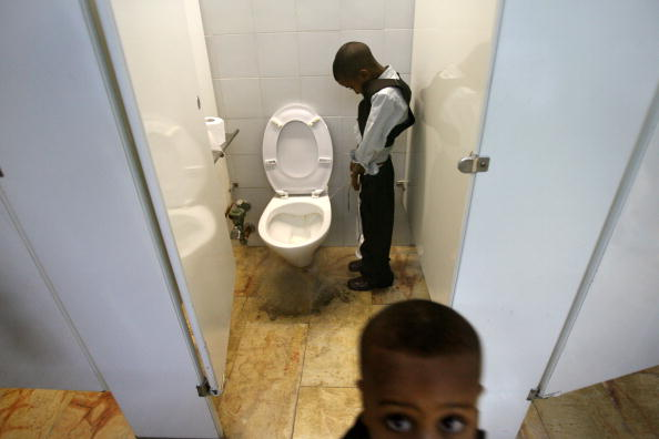 Toilet「Remaining Ethiopian Jews To Be Settled In Israel」:写真・画像(10)[壁紙.com]