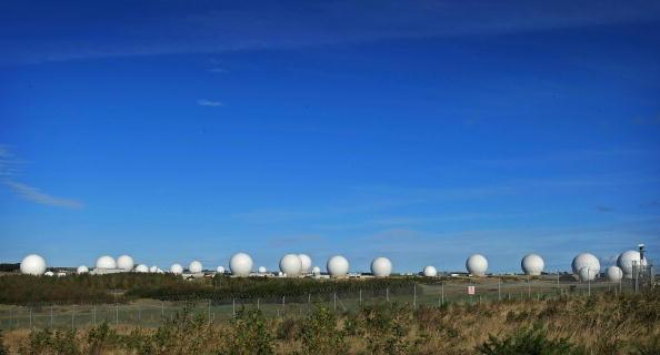 Golf Ball「Secret Airbase RAF Menwith Hill」:写真・画像(8)[壁紙.com]