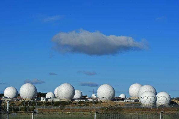 Golf Ball「Secret Airbase RAF Menwith Hill」:写真・画像(2)[壁紙.com]