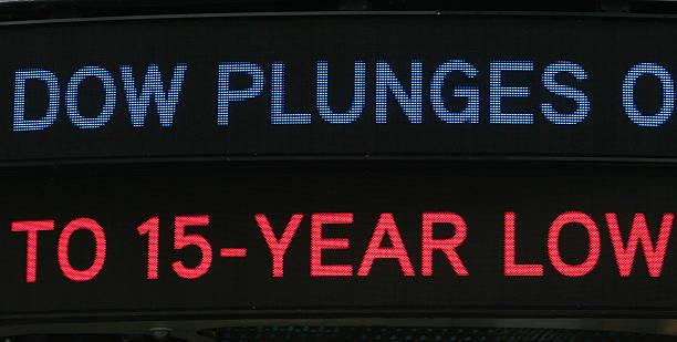Markets Plunge After House Rejects $700 Billion Financial Bailout Plan:ニュース(壁紙.com)